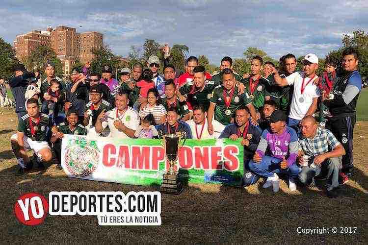 Campeones Douglas Boys-Deportivo Oro-Liga Douglas