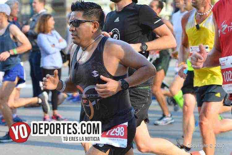 Carlos Juarez-Chicago Maraton 2017