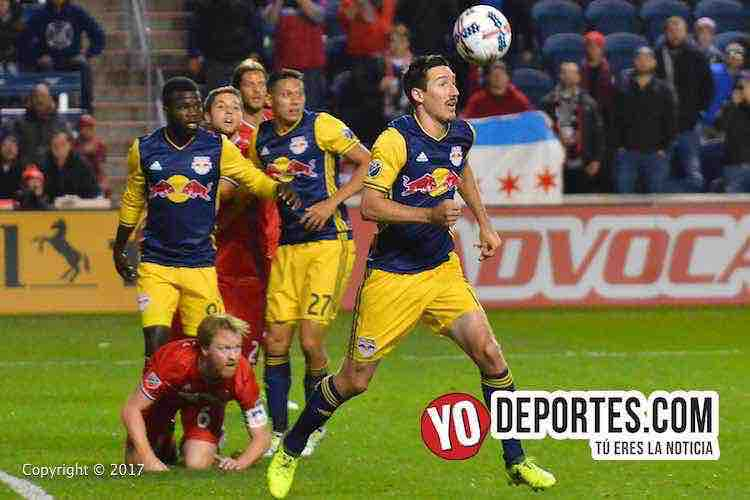 Chicago Fire-New York Red Bulls-MLS Cup Playoffs