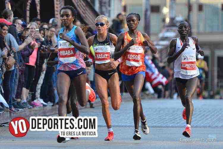 Chicago Maraton 2017-womens