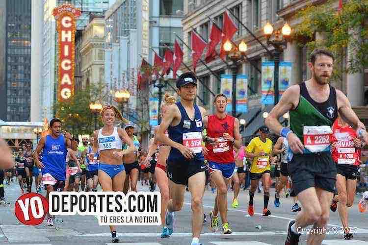 Maratón de Chicago abre inscripciones para el 2018