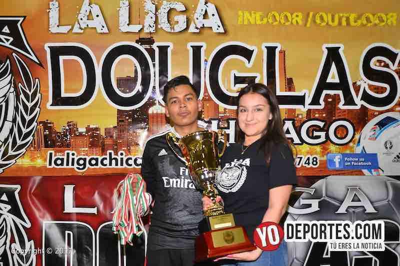 Triple torneo de invierno en la Liga Douglas