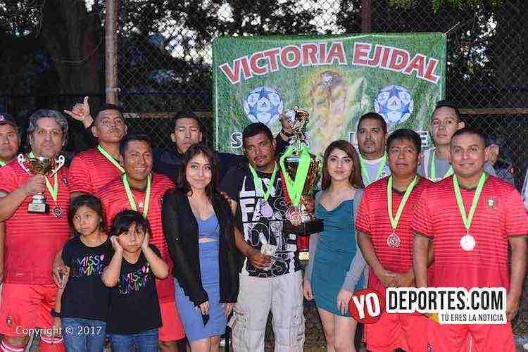 Comanja-Liga Victoria Ejidal