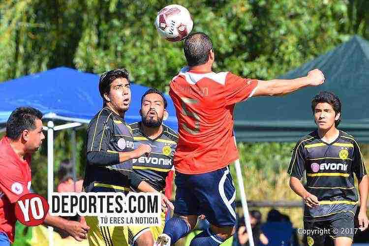 Deportivo Latino-Deportivo Hidalgo-Liga 5 de Mayo futbol