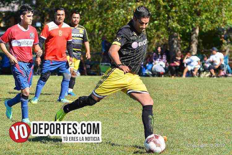 Deportivo Latino-Deportivo Hidalgo-Liga 5 de Mayo soccer league