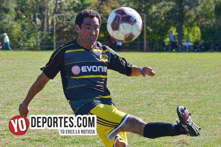 Deportivo Latino-Deportivo Hidalgo-Liga 5 de Mayo soccer
