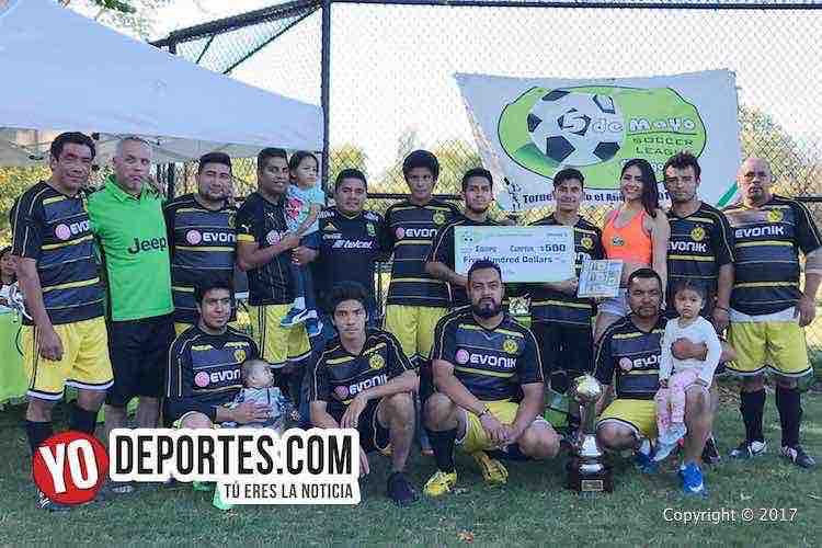 Deportivo Latino-Deportivo Hidalgo-Liga 5 de Mayo