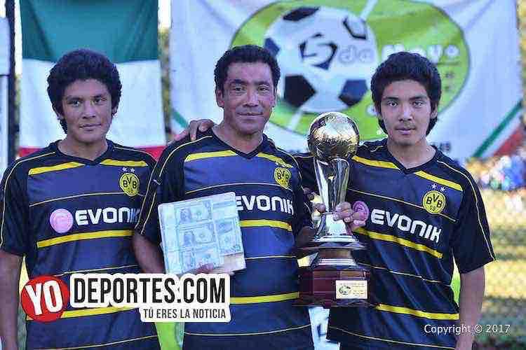 Deportivo Latino-campeon-Liga 5 de Mayo