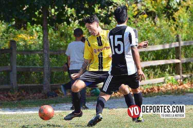 Deportivo Maya-La Familia-Liga 5 de Mayo-futbol chicago