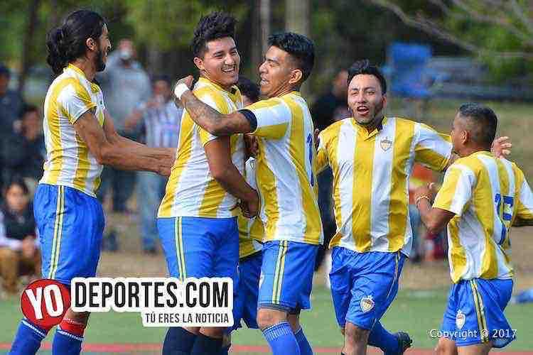 Deportivo Oro-Liga Douglas-final
