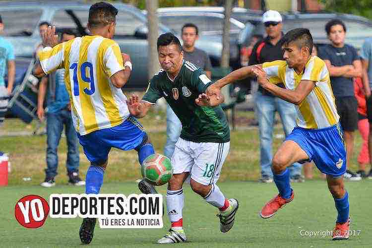 Douglas Boys-Deportivo Oro-Liga Douglas-final