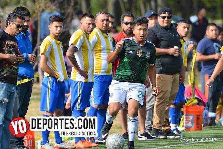 Douglas Boys-Deportivo Oro-Liga Douglas-futbol