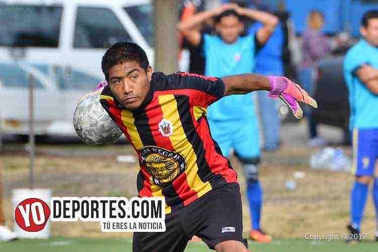 Douglas Boys-Deportivo Oro-Liga Douglas-portero