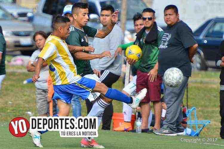 Douglas Boys-Deportivo Oro-Liga Douglas soccer