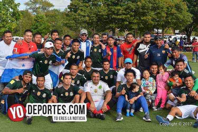 Douglas Boys-campeones-Deportivo Oro-Liga Douglas