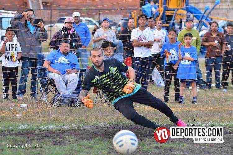 Eder Patino prtero-Campeones Ludovico-Comanja-Liga Victoria Ejidal