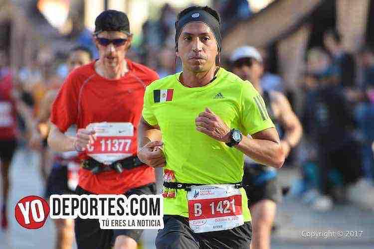Ernesto Gomez-Chicago Maraton 2017