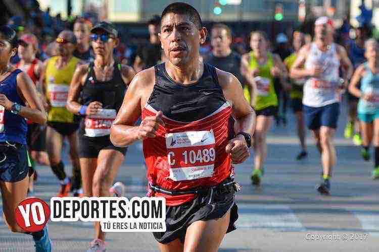 Gregorio Cruz-Chicago Maraton