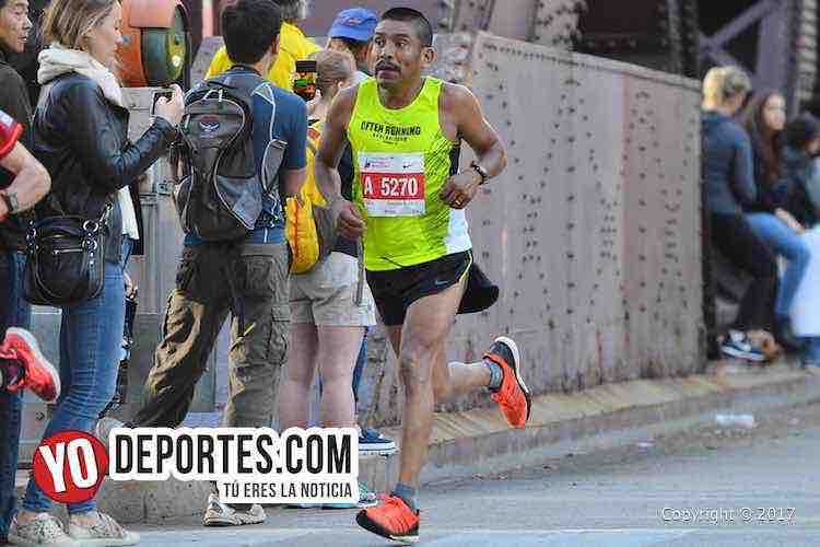 Guillermo Rolon-Peoria-2-42-28-Chicago Maraton 2017