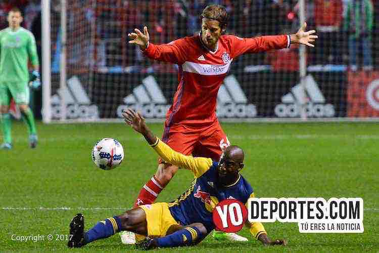 Joao Meira-Chicago Fire-New York Red Bulls-MLS Cup Playoffs