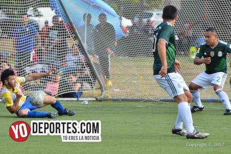 Jose Luis Garcia Messi-Douglas Boys-Deportivo Oro-Liga Douglas