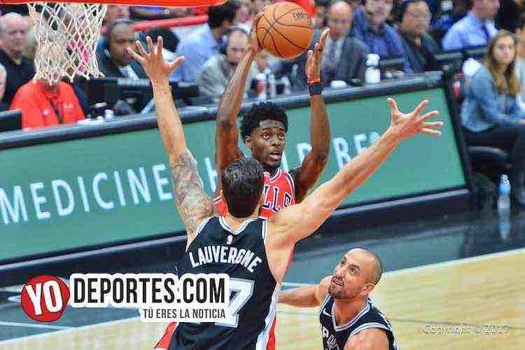 Justin Holiday-Chicago Bulls-San Antonio Spurs