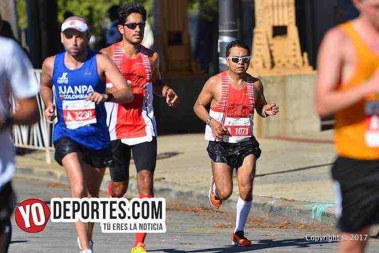 Manuel Bautista-Chicago Maraton