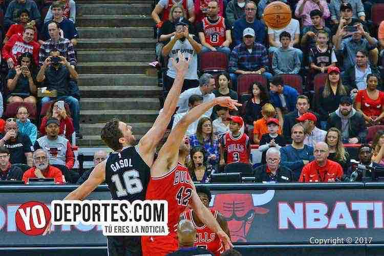 Pau Gasol-Robin Lopez-Chicago Bulls-San Antonio Spurs