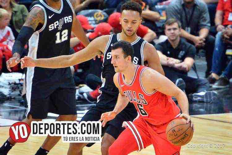 Paul Zipser-Chicago Bulls-San Antonio Spurs