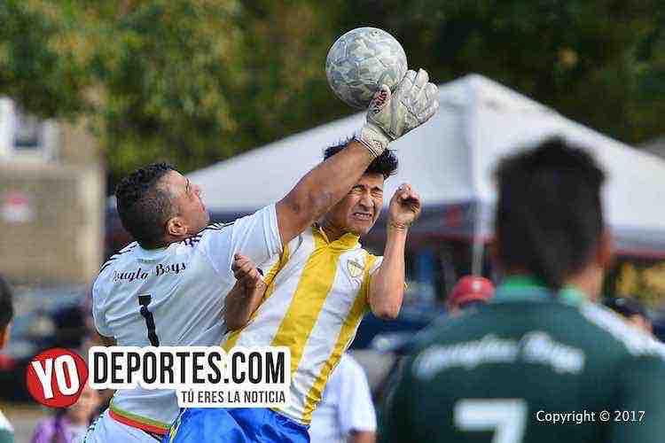 Portero Douglas Boys-Deportivo Oro-Liga Douglas