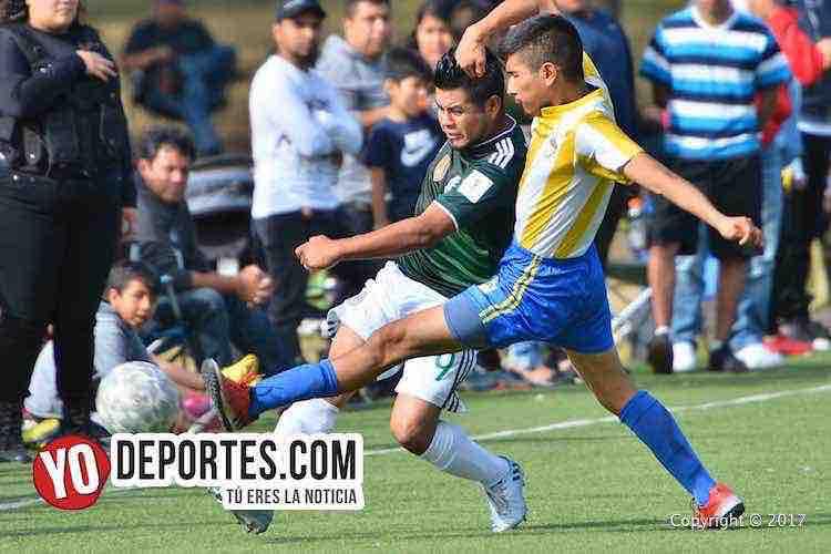 Rafa Flores-Douglas Boys-Deportivo Oro-Liga Douglas