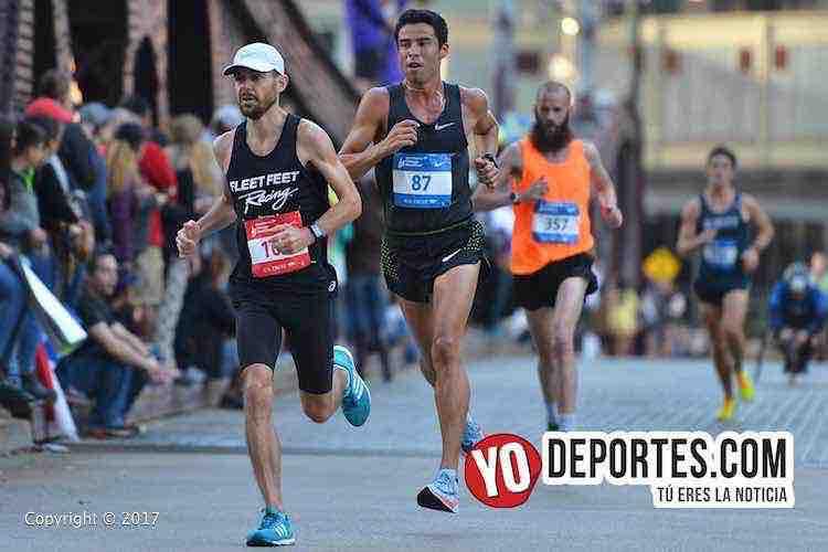 Raul Arcos-Chicago Maraton