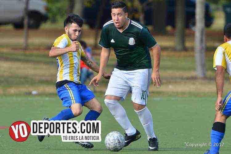 Ricardo Galvan-Douglas Boys-Deportivo Oro-Liga Douglas