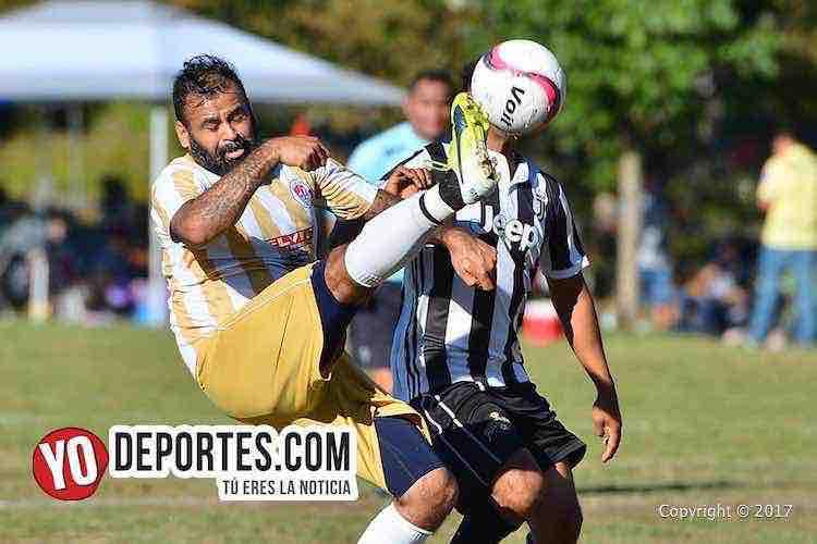 La Familia gana final bajo protesta en la 5 de Mayo Soccer