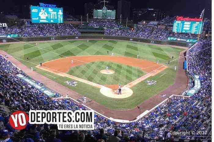 Wrigley Field-Chicago Cubs-LA Dodgers-NLCS