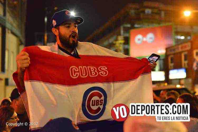 Wrigley Field-Chicago Cubs NLDS-sarape