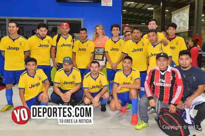 Campeones del Torneo Corto 5 de Mayo Soccer Legue
