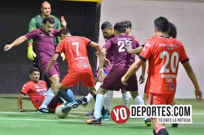 Atletico Torino-America Salcaja-Xelaju-Cuadrangular guatemalteco-chicago soccer