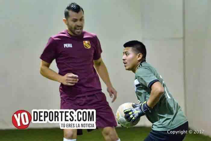 Atletico Torino-America Salcaja-Xelaju-Cuadrangular guatemalteco-portero