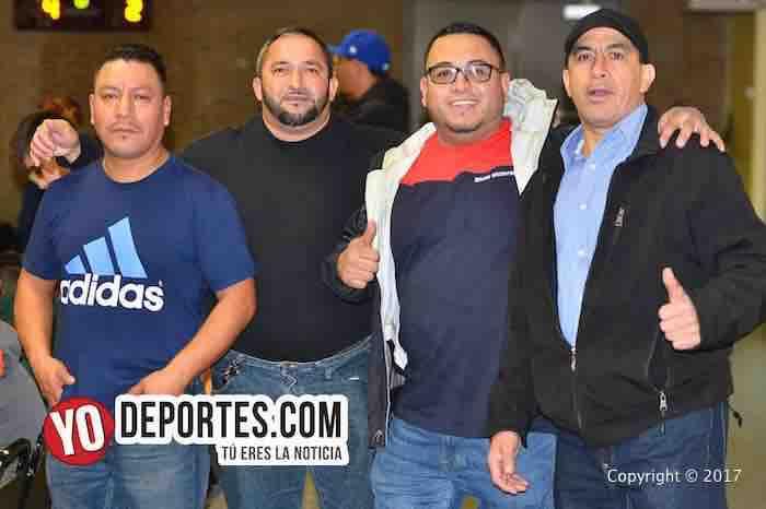 Atletico Torino-America Salcaja-Xelaju-Cuadrangular guatemalteco-publico