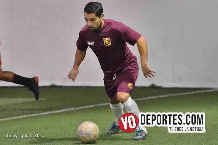 Atletico Torino-America Salcaja-Xelaju-Cuadrangular guatemalteco
