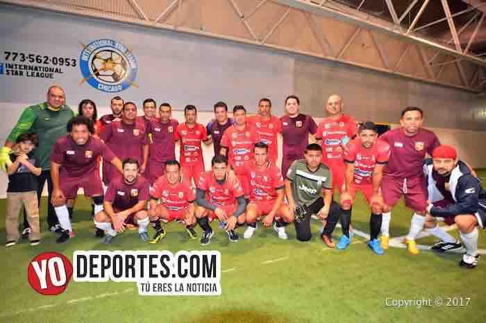 Atletico Torino-America Salcaja-Xelaju-Guatemala-Chicago