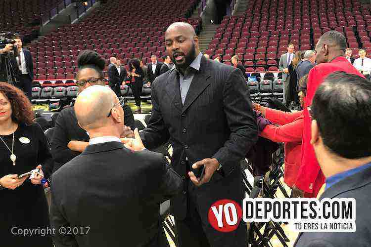 Chicago Bulls NBA Allstar 2020-United Center