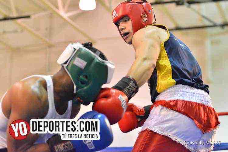 Dean Kidd vs Fernando Macías CYBC Power Gloves 2017