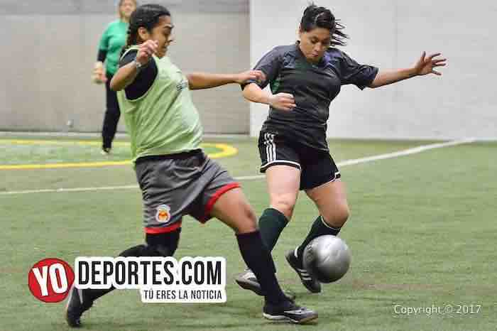 Deportivo DF-Real Betis-5 de Mayo Soccer League-womens