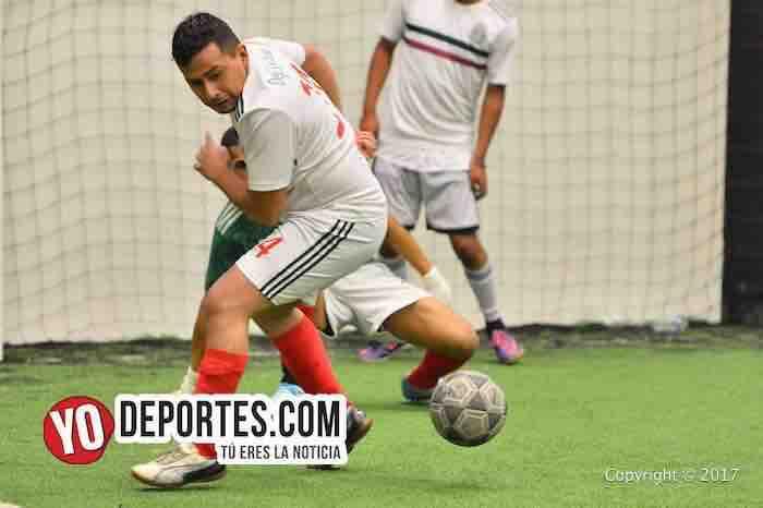 Deportivo La Cruz-Mamiferos-Liga Douglas-chicago futbol indoor