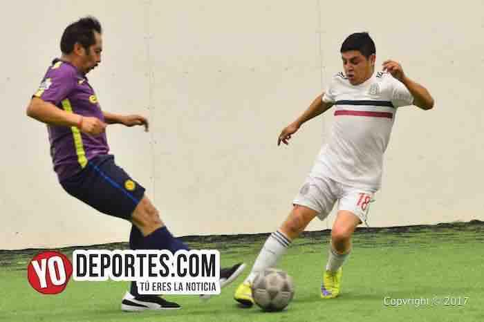 Deportivo La Cruz-Mamiferos-Liga Douglas-futbol indoor