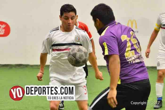 Deportivo La Cruz-Mamiferos-Liga Douglas-futbol rapido