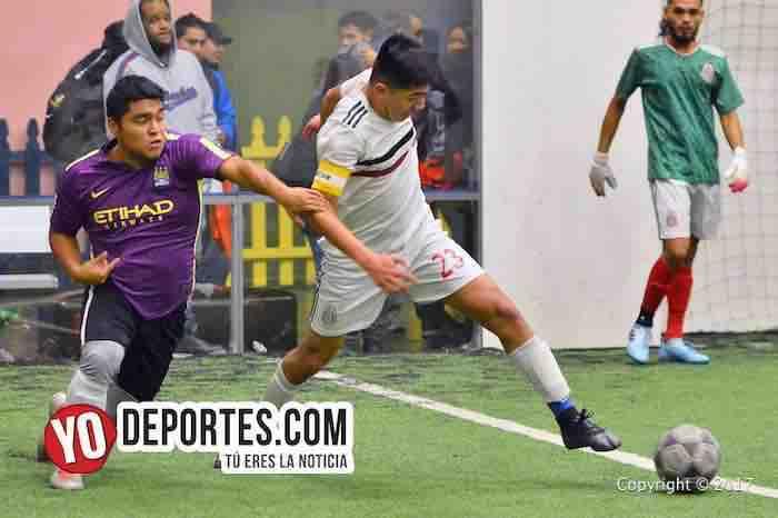 Deportivo La Cruz-Mamiferos-Liga Douglas-soccer indoor