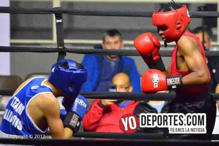 Enrique Soriano-Justin Boyd-CMB-Torneo Amateur Cicero Stadium